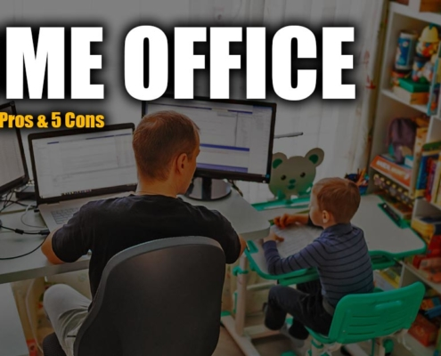 Home Office - 5 Pros & 5 Cons in Corona Zeiten