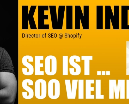 Kevin Indig Interview | Director SEO Shopify